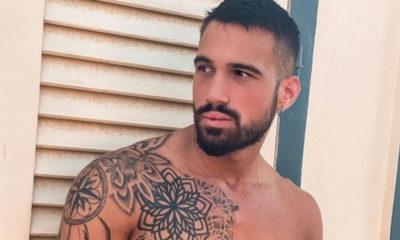 alex migliorini tatuaggi