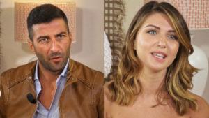 Anna e Gennaro un mese dopo |  lui voleva fingere |  lei rivede il single Mario