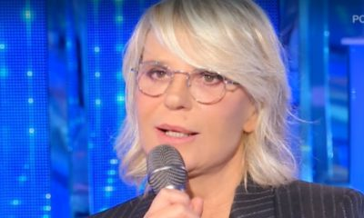 intervista maria de filippi a domenica in