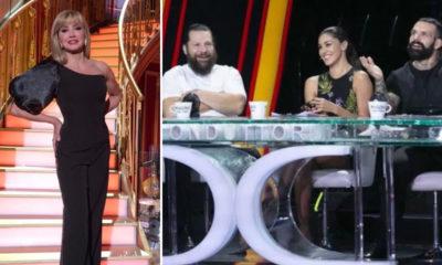 ascolti tv sabato sera sfida Rai 1 e Canale 5