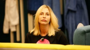 GF Vip, Stefania Orlando in lacrime: il figlio che non ha mai avuto