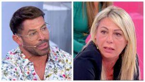 Uomini e Donne oggi: bacio censurato, sospetti su Aurora e Giancarlo