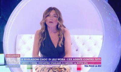 Caterina Collovati opinionista d'Urso