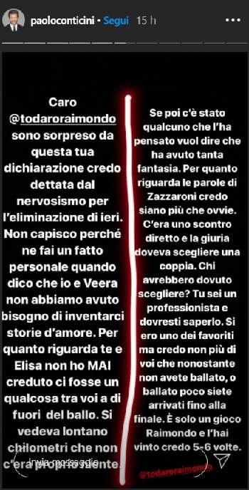 Conticini Stories
