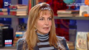 """Giuliana De Sio, passato doloroso: """"Mia madre beveva, non è stato facile"""""""