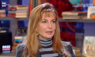 Giuliana De Sio ospite a Oggi è un altro giorno
