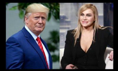 Del Santo e Trump, l'incontro