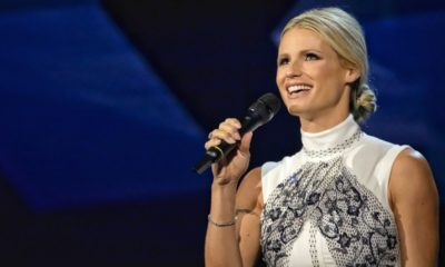 michelle hunziker conduce all together now
