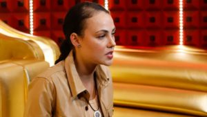 GF Vip |  Rosalinda Cannavò eliminata |  Stefania Orlando è la quarta finalista