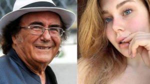 Jasmine Carrisi a The Voice Senior |  la promessa di papà Albano