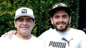 Il figlio di Diego Armando Maradona in ospedale: ricoverato per Covid