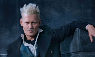 johnny depp licenziato animali fantastici