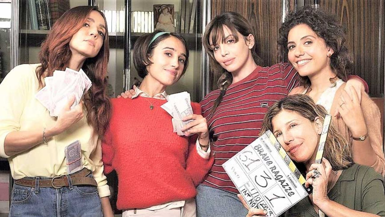 film brave ragazze storia vera