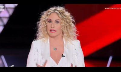 Antonella Clerici The Voice 2