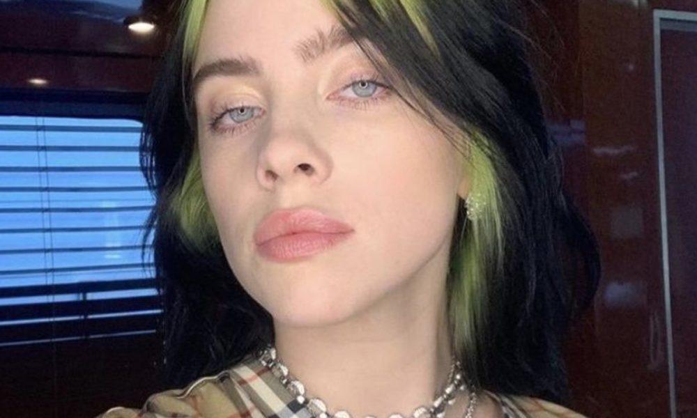 √ Billie Eilish pubblica un nudo di donna e perde 100.000