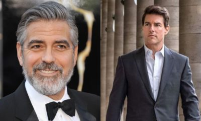 george clooney tom cruise colleghi