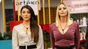 """Giulia Salemi si difende da una pesante accusa: """"C'hai provato con mio marito, importuni gli uomini sposati"""""""