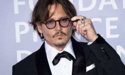 johnny depp occhiali