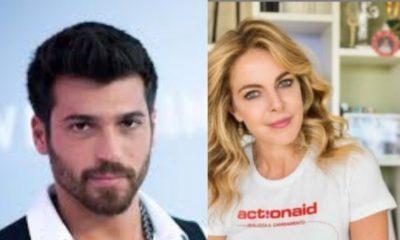 Can Yaman e Claudia Gerini per De Cecco