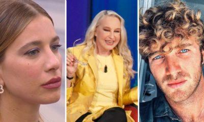 Eleonora Giorgi commenta la storia di Clizia e Paolo