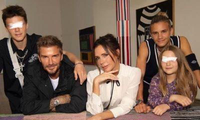 Beckham nella bufera per il Capodanno