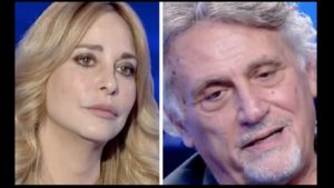 """GF Vip Roncato 'bomba': """"Addio Stefania? Aveva un altro"""". Il marito replica"""