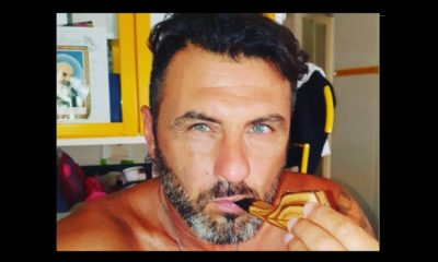 Sossio Aruta selfie