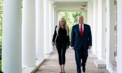 La figlia di Donald Trump si è fidanzata