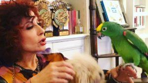Grande Fratello Vip: Alda D'Eusanio nuova concorrente (con pappagallo)
