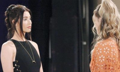 beautiful, steffy e hope confronto