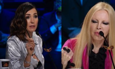 patty pravo contro caterina balivo