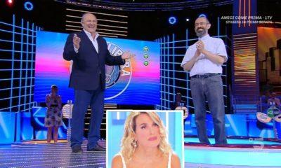 Barbara d'Urso Gerry Scotti