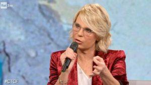 Maria De Filippi da Fabio Fazio: quanto ha guadagnato la conduttrice