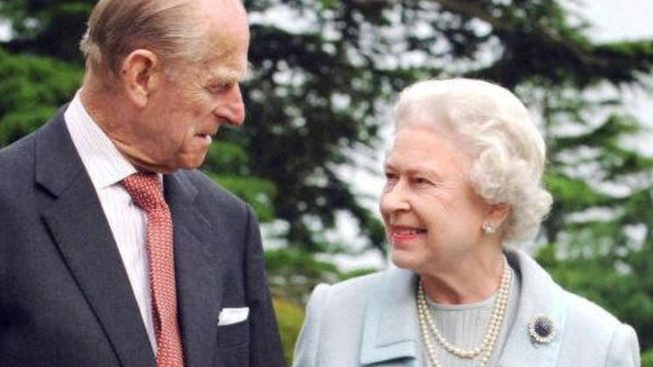 la regina e filippo felici