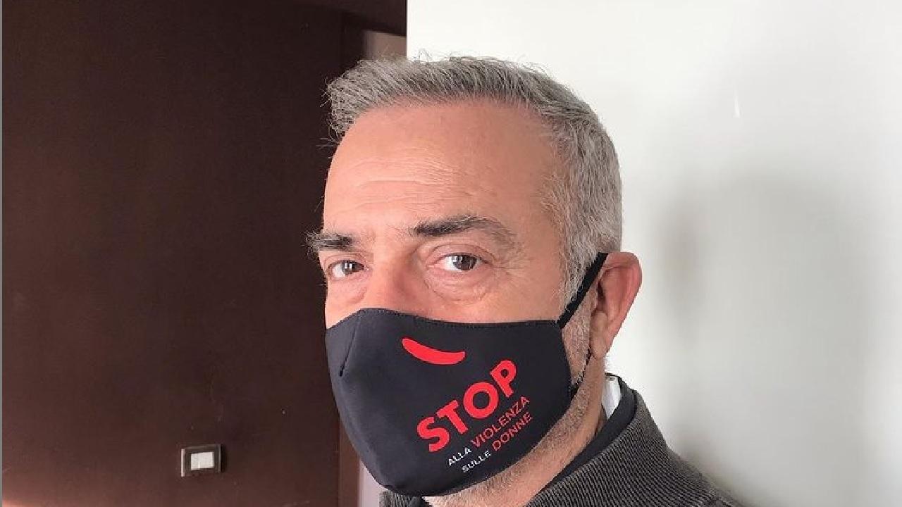 Massimo Ghini, figlio in ospedale per il Covid