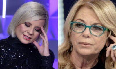 Antonella Elia criticata da Rita Dalla Chiesa