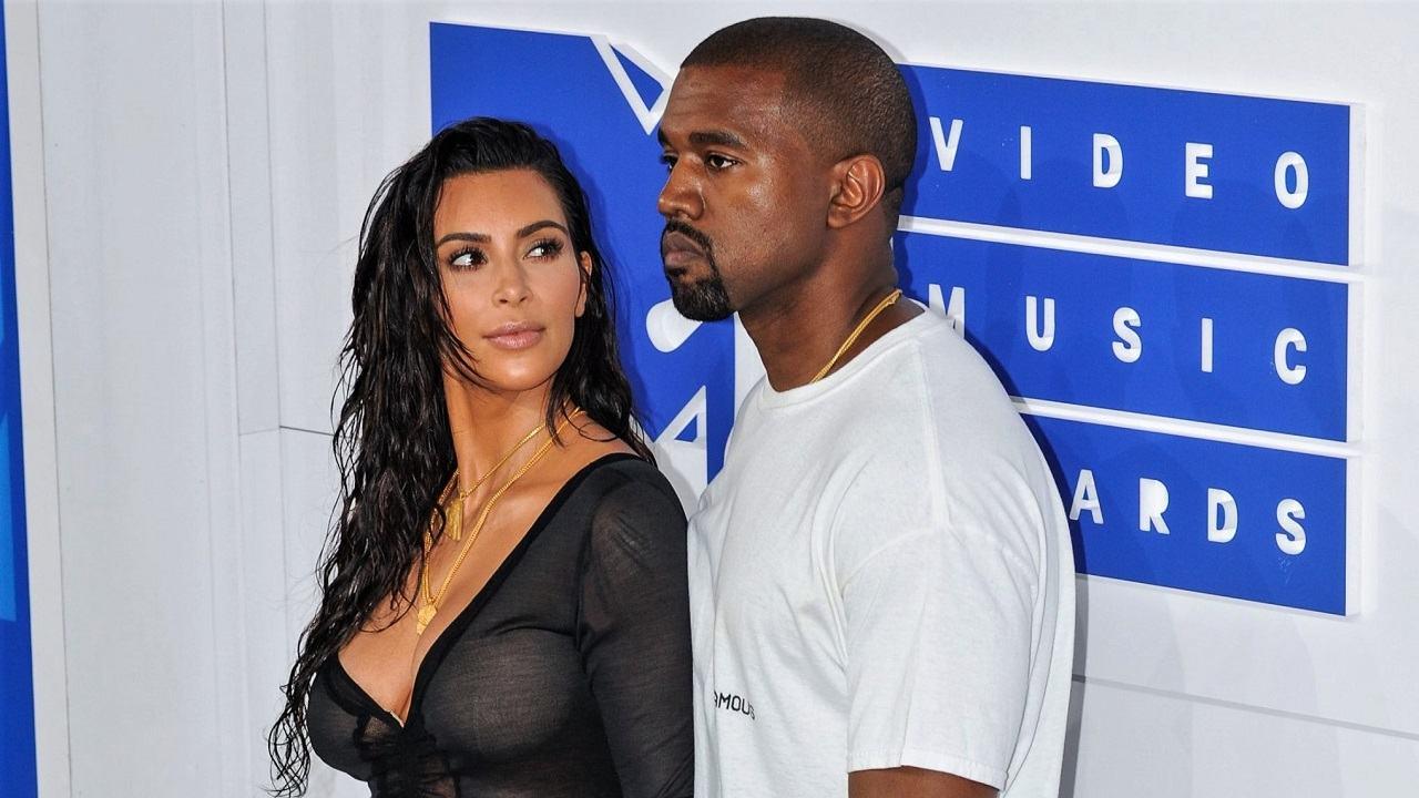 West e Kim, il divorzio