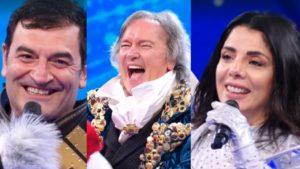 Il Cantante Mascherato finale: chi è Lupo, Farfalla e Pappagallo