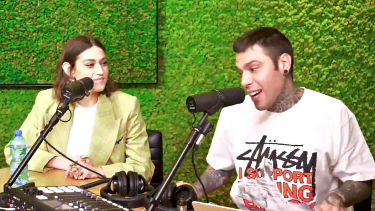 gaia gozzi e fedez podcast youtube
