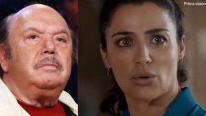Luisa Ranieri, polemica per l'accento di Lolita Lobosco: Lino Banfi non ci sta