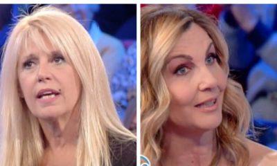 lorella cuccarini risponde a maria teresa ruta