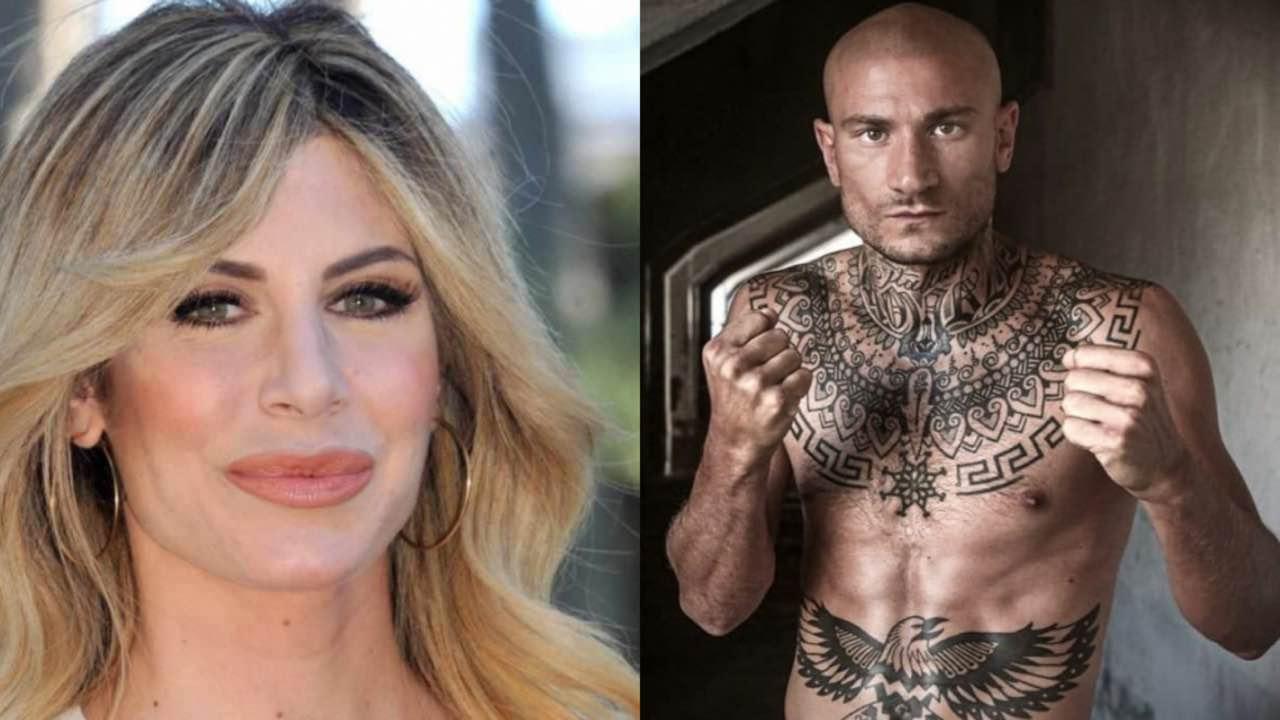 Paola Caruso fidanzata Dario bocci chi è