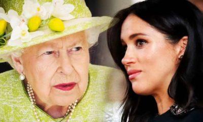 meghan markle e la regina elisabetta
