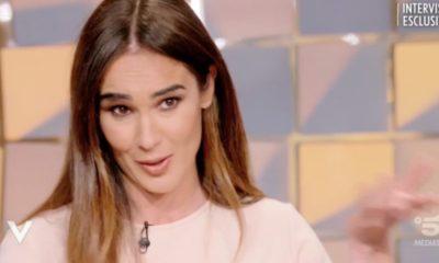 verissimo Silvia Toffanin imbarazzata gaffe Ornella Vanoni