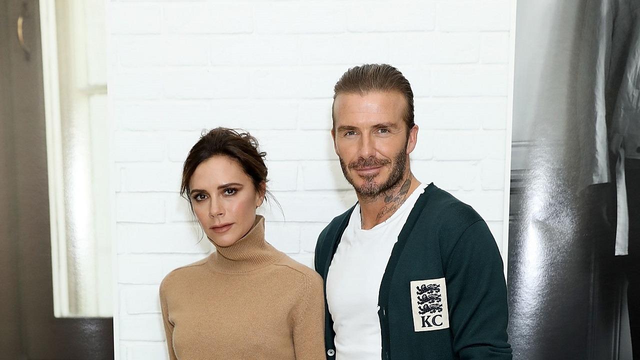 Beckham, stop a Victoria