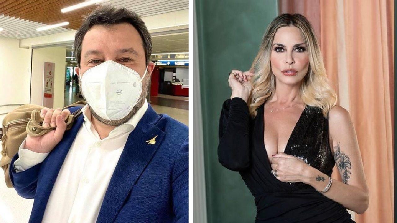 Salvini, Stefania Orlando pungola