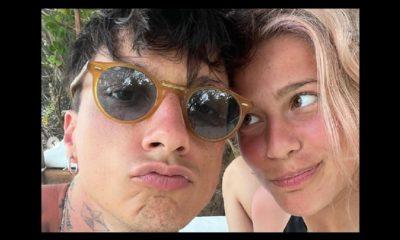 Ultimo vola in Messico con la fidanzata