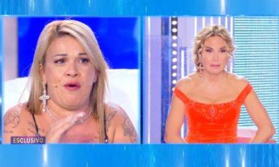 Angela da Mondello contro d'Urso