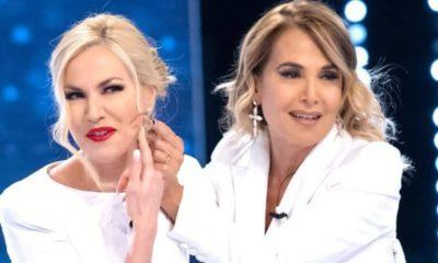 Federica Panicucci Barbara d'Urso televisione