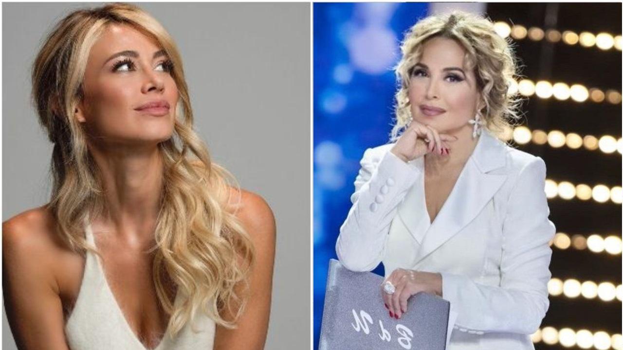 Barbra d'Urso contro Diletta
